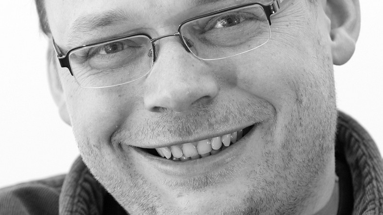Marcin Piasecki w DZIENNIKU
