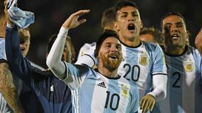 Tak reprezentanci Argentyny świętowali awans