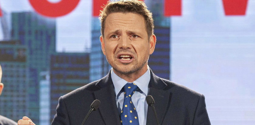 Groził, że zabije Rafała Trzaskowskiego
