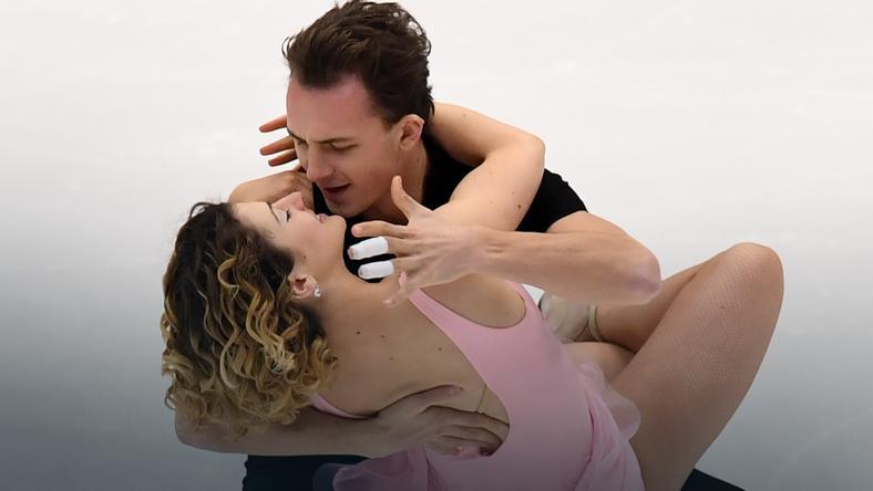 Natalia Kaliszek i Maksym Spodriew
