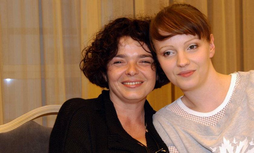 Dorota Szelągowska i Katarzyna Grochola
