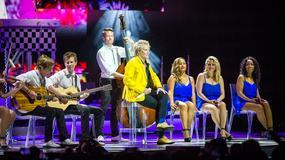 Ponad sto tysięcy widzów na koncertach Roda Stewarta w Polsce!