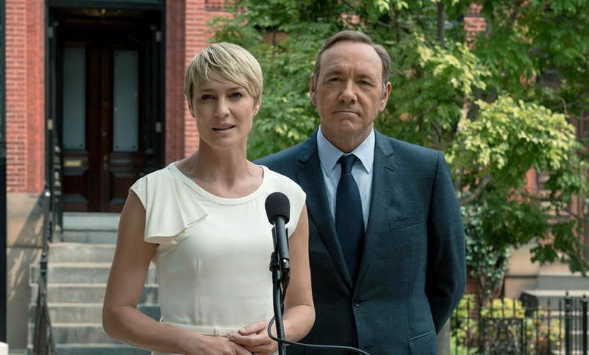 """Wraca serial """"House of Cards"""""""