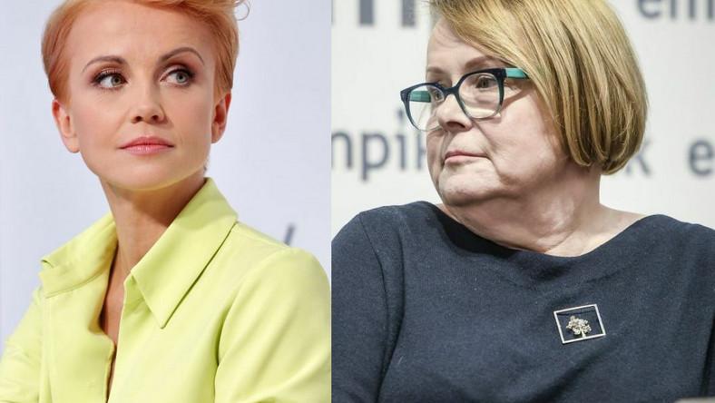 Katarzyna Zielińska, Ilona Łepkowska