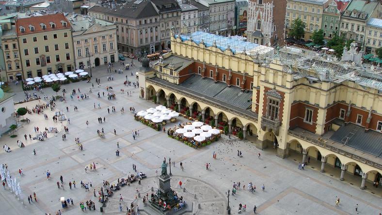 Holendrzy na Euro zamieszkają w Krakowie