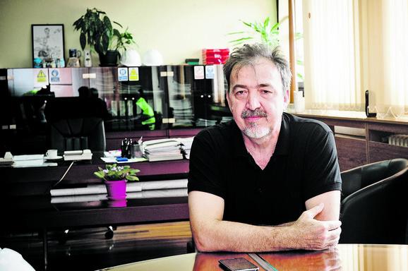 Dragoslav Slavković: Izuzetnim zalaganjem zaposlenih, ogromni posao privede se kraju u planiranom vremenu