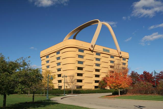 """Ovo je sedište kompanije """"Logngeberger"""" koja se bavi izradom korpi"""
