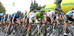 Nudne Tour de Pologne – kolarze jeżdżą w kółko po tych samych trasach
