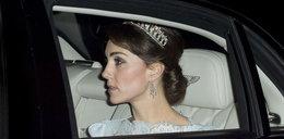 To pierwsze takie wyjście księżnej Kate