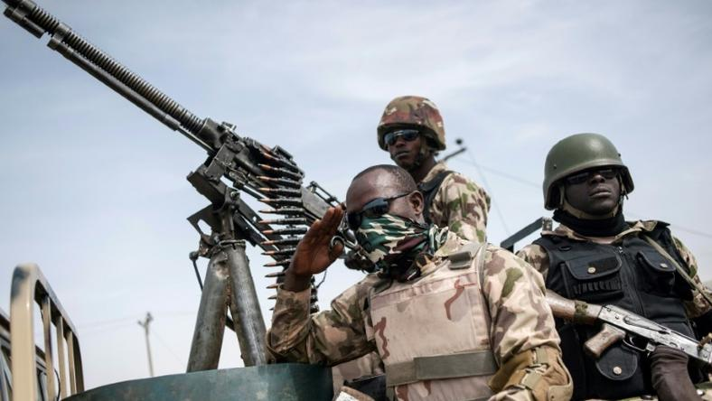 Image result for Nigeria's army refutes Amnesty report of deadly attack in Rann