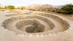 Tajemnica ludu Nazca odkryta dzięki zdjęciom satelitarnym
