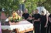 TUGA U ORLOVATU: Duško Tošić sahranio oca