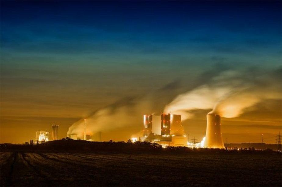 Elektrownia RWE w Niemczech. Źródło: Pixabay.com