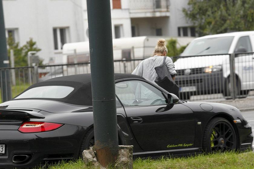 Liszowska robiła samochód za milion złotych
