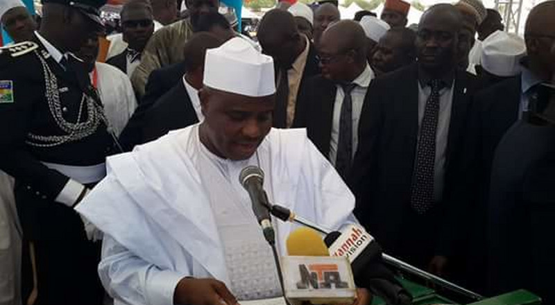 INEC declares Tambuwal winner of Sokoto governorship election