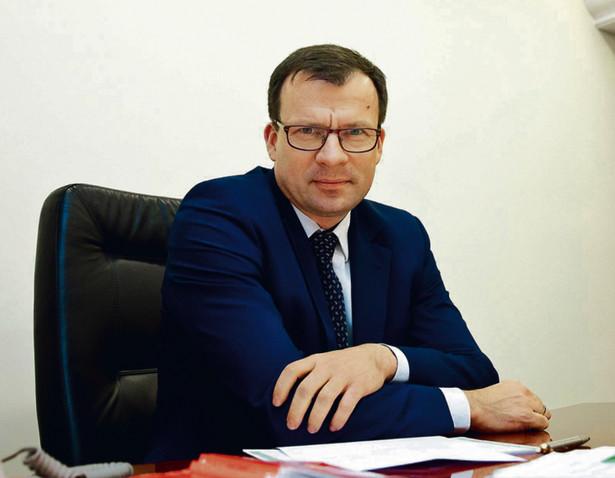 Profesor Marcin Zieleniecki, wiceminister rodziny, pracy i polityki społecznej, przewodniczący Komisji Kodyfikacyjnej Prawa Pracy