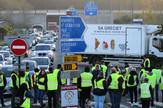 Francuska, protesti, cena goriva