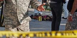 """Zamach terrorystyczny w stolicy. """"Czarna wdowa"""" wysadziła się przy centrum handlowym"""