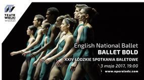 Łódzkie Spotkania Baletowe od 3 maja w Teatrze Wielkim