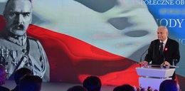 Kaczyński większy od Piłsudskiego - kto tak twierdzi