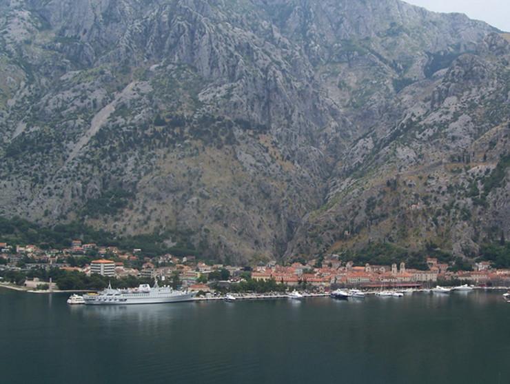 Panorama Kotora