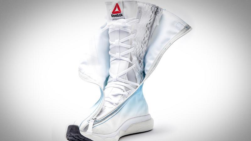 Reebok szykuje buty dla astronautów