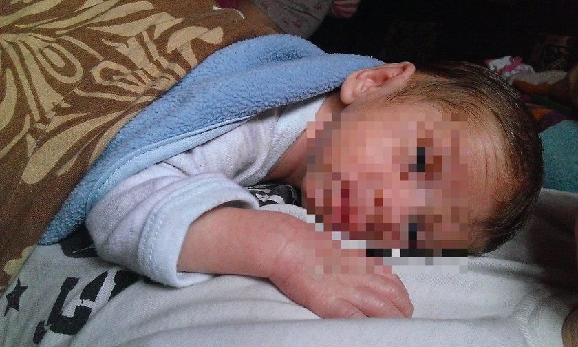 Maluszek trafił do szpitala w maju z połamanymi kościami udowymi i żebrami