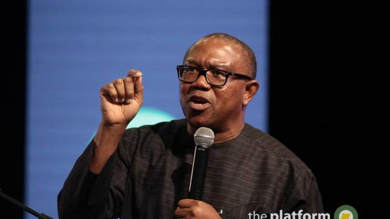 Image result for images of Peter Obi