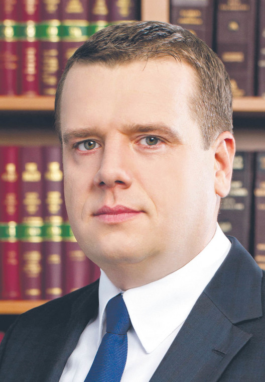 Włodzimierz Chróścik, nowy prezes Krajowej Rady Radców Prawnych  fot. Materiały prasowe