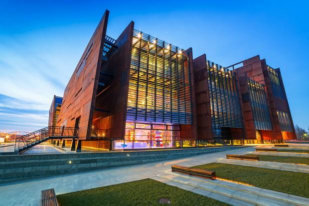 Europejskie Centrum Solidarności (ECS) w Gdańsku