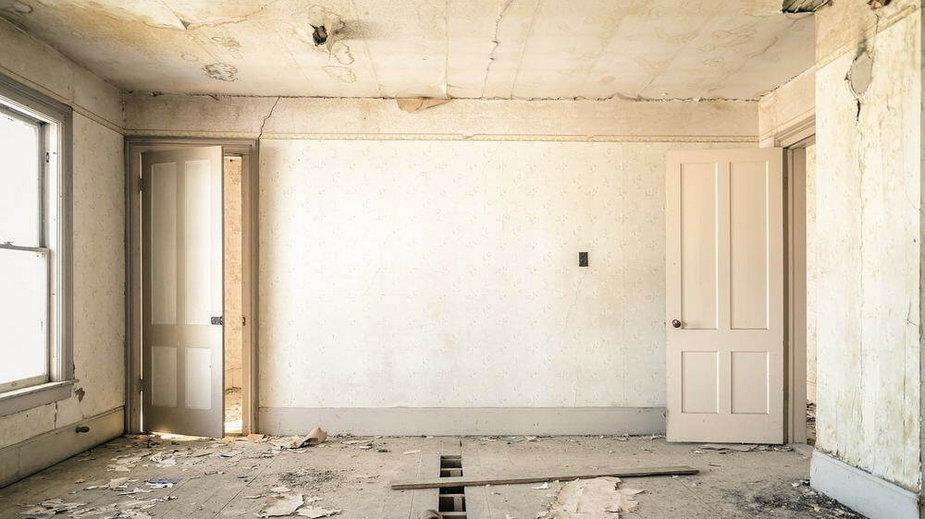 Mieszkanie do kapitalnego remontu