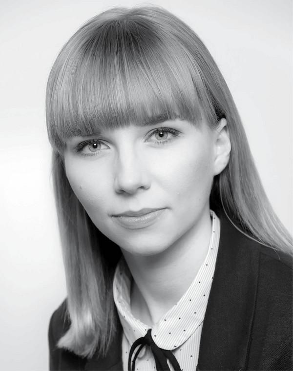 Katarzyna Konkol, konsultant podatkowy w MDDP