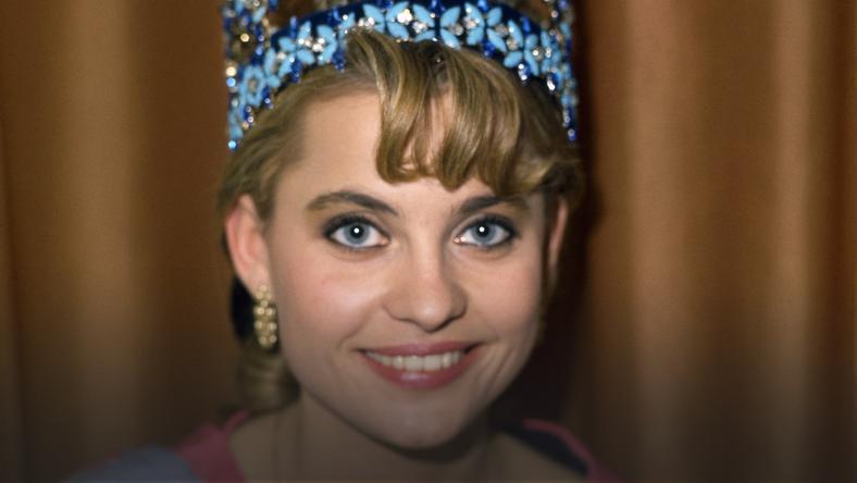 29 Lat Temu Kręgilicka Została Miss World Uroda