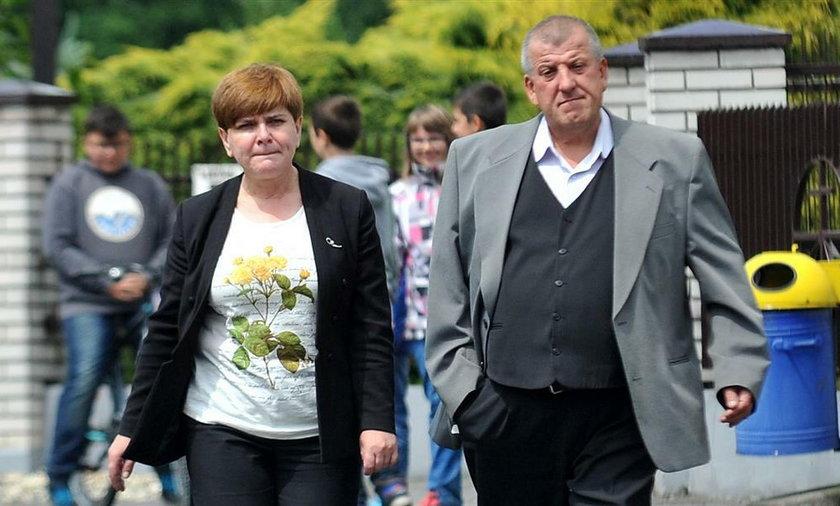 Beata i Edward Szydło