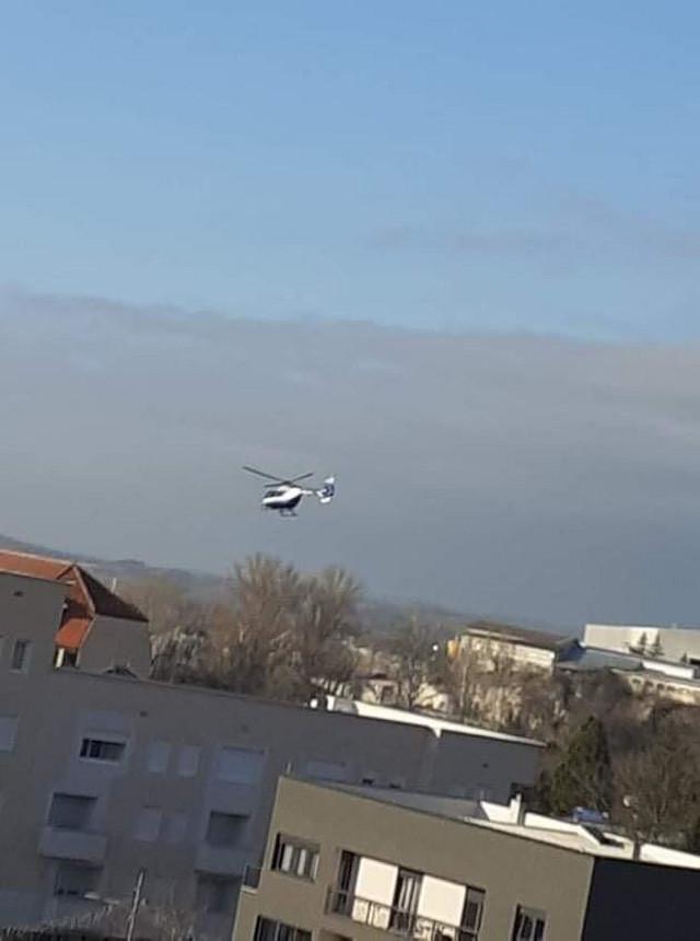 Beljanica, potraga, MUP, helikopter