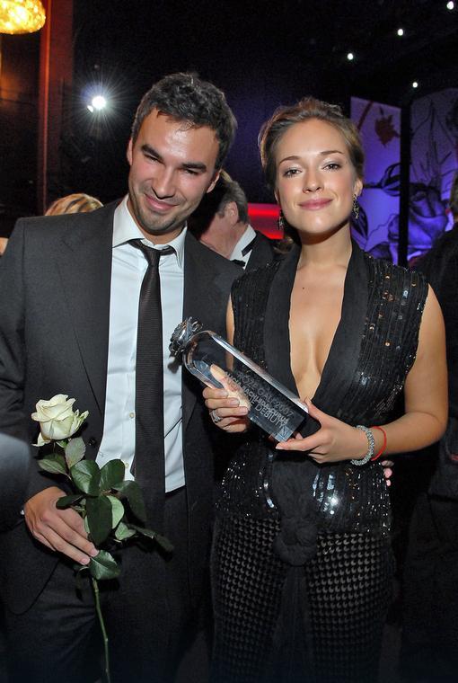 Tadeusz i Alicja Bachleda-Curuś