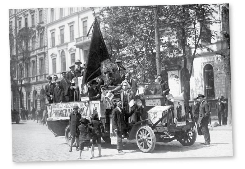 Wybory do rady miejskiej w Warszawie, 1927 r.
