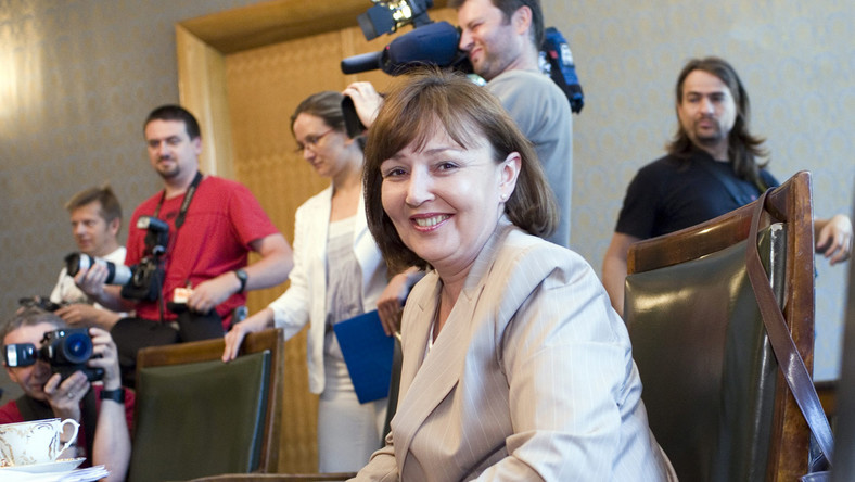 Kim jest fatalnie oceniana minister Tuska