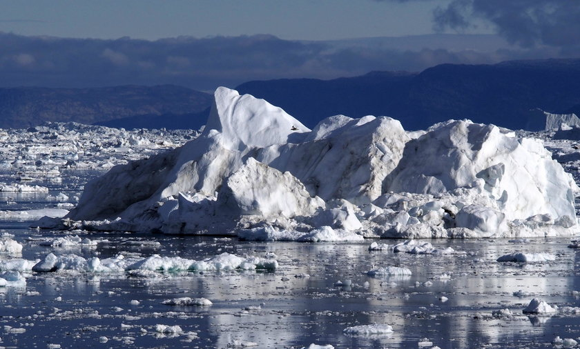 Ewakuacja na Grenlandii