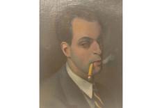milan konjovic ap sa cigaretom 1923