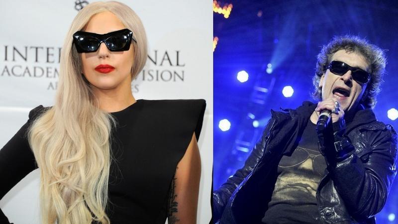 Lady Gaga vs Lady Pank (fot. Getty Images/AKPA)