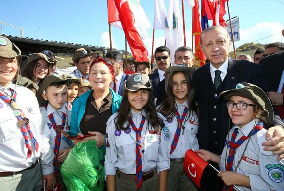 Erdogan juče u Novom Pazaru