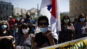 Grecja: Strajk i manifestacje przeciwko zmianom w prawie pracy