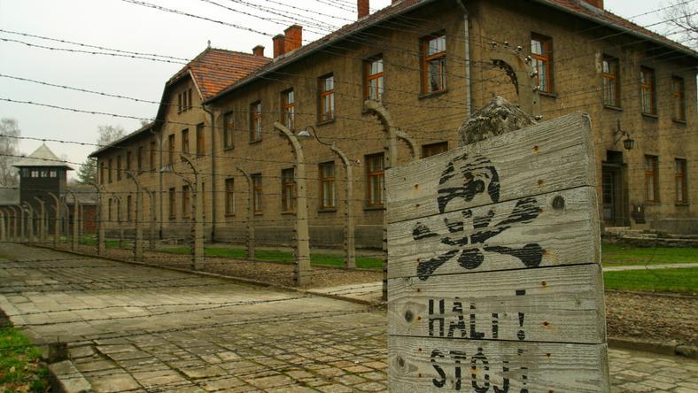 Oświęcim, Auschwitz