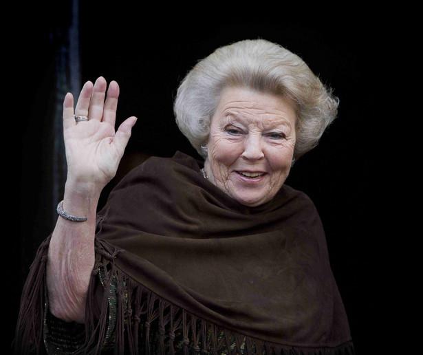 Królowa Holandii Beatrix