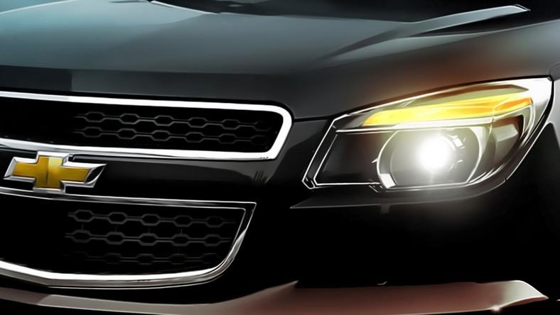 Chevrolet Colorado! Nowy pikap - pierwsze zdjęcie