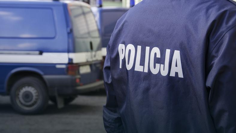 policja policjant