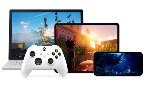 Xbox Cloud Gaming beta dostępny na PC oraz smartfonach i tabletach Apple'a