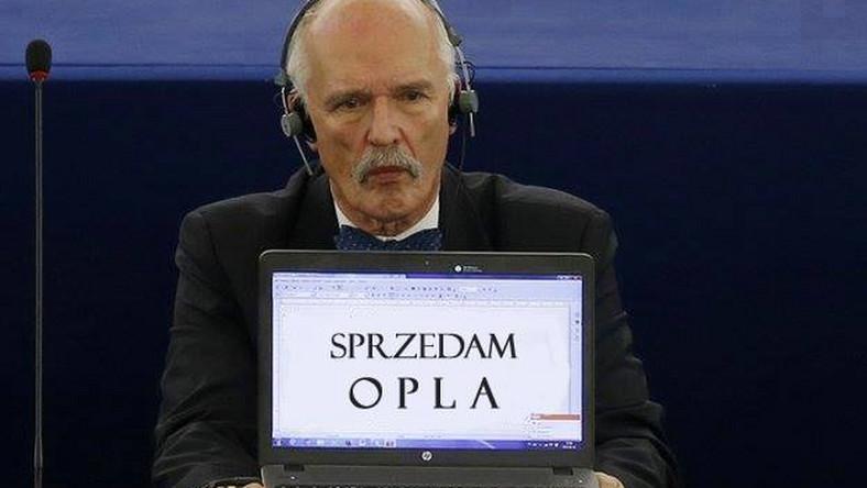 >>>Czytaj więcej: W Parlamencie Europejskim minuta ciszy, a JKM znowu szokuje