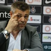 DA LI ĆE SAVO PROGOVORITI O ŠAMARANJU? Evo za kad je zakazana konferencija za medije trenera Partizana!